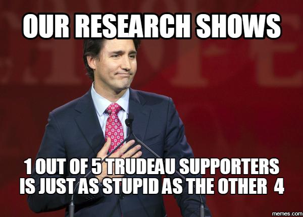 Trudeau-Meme